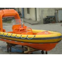 Buy cheap 15 man high speed fast rescue boats with single arm davit (FRB) from wholesalers