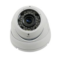 CMOS Full-HD Dome IP Color Night Vision Camera Infrared For Indoor Manufactures