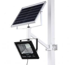6v SMD Solar Powered Led Lights Aluminum Solar Led Flood Lights Outdoor 20 40 60 Watt Manufactures
