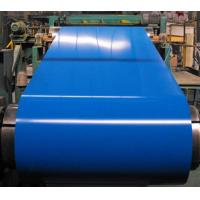 1250mm Sgcc Blue Ral ASTM A792 Ppgi Roofing Sheet Manufactures