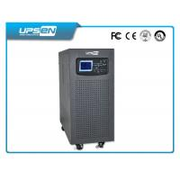No Break 2 Phase 240V / 208V / 110V UPS 6KVA - 20KVA Online UPS with LCD Display Manufactures