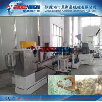300kg/h pp pe pellet making machinery Manufactures