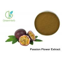 4% Flavonoids Passion Flower Extract For Anxiety UV Treating Insomnia Manufactures