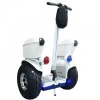 China Self Balancing Adult Powerful Electric Scooters Two Wheel Patrol Use 2400w on sale