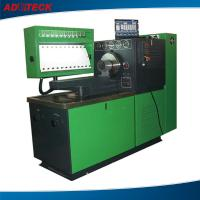 220v 18.5KW Green Yellow diesel fuel pump test bench 0 - 60bar Manufactures