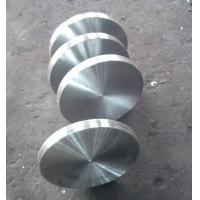 Quality ASTM A182 F51 Blind Flange RTJ for sale