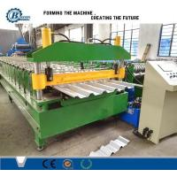 Automatic Roof Panel Roll Forming Machine Manufactures