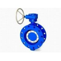 """A216 WCB Double Eccentric Wafer Butterfly Valves S960 DN100 4"""",cast steel Manufactures"""