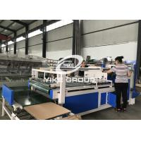 China Semi Auto Folder Gluer Machine 40-60m/min Speed For Corrugation Packing Industry on sale