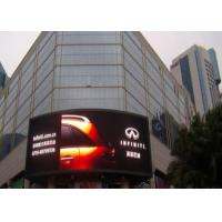 P3.91 Energy Saving Full Color Led Panel Display Wall Great Waterproofing Manufactures