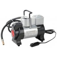 Chrome Metal Car Portable Vehicle Air Compressor 12v 100 PSI 3 In1 Function Manufactures