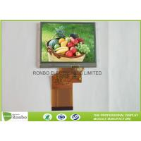 3.5 Inch TFT LCD Screen 320 * 240 High Brightness RGB Interface Compatible With LQ035NC211 Manufactures
