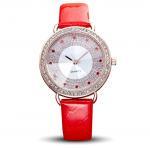 Luxury Women Jewelry watch ,Stainless steel caseback Diamond Bezel and Dials  Women Wrist Watches Manufactures