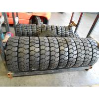 Rubber Solid Pneumatic Counterbalance Forklift Truck Tires Material Handling Manufactures