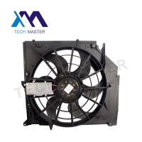 Automotive Car Cooling Fans For BMW E46 17117561757 Radiator Fan Power 400W Manufactures
