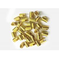 Cnc Machining Self Tapping Threaded Inserts For Plastic  Damaged Thread Repair Manufactures