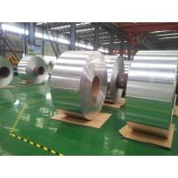 Buy cheap High Weldable 0.2mm Thin Polished Surface Aluminium Strips For Channel Letter from wholesalers