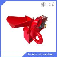Livestock farm use animal sheep feed hammer mill grinder machine Manufactures