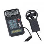 Measuring temperature,wind speed,air volume meter Manufactures