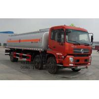 HOT Selling Dongfeng 4x2 Fuel Tank Truck with Computor Dispensor Mobile Oil Refuel Tru Manufactures