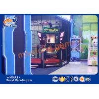Game Console Virtual Reality Arcade Shooting Games With VR Headset Manufactures