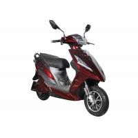 Alloy Wheel Electric Motorcycle Scooter 620 Seat Height Two People E Type Manufactures