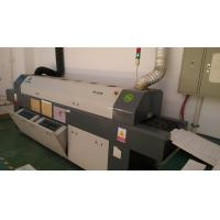 Medium size 6 heating zones smt reflow oven for pcb reflow soldering Manufactures