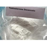 Steroid Hormone Powder Testosterone Decanoate CAS 5721-91-5 With Fast Shipping Manufactures