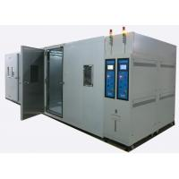 Customized Environmental Walk In Chamber, -70~150℃ Walk-in Temperature and Humidity Cabinet Manufactures