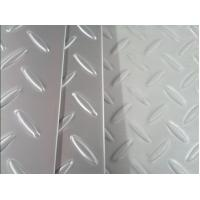 Diamond 304 / 316L Hot Rolled Steel Sheet 3mm - 8mm For Checkered Plate Manufactures