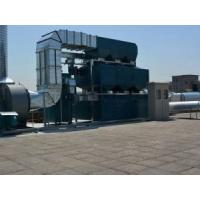 Catalytic combustion equipment automatic molding machine flammable substances on sale Manufactures