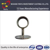 High Accuracy Lost Wax Investment Casting Auto Parts CT4-CT6 Tolerance Standard Manufactures