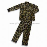 China BDU Military Camouflage Uniform with Permanent Press Function, Very Durable on sale