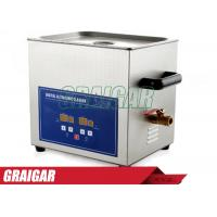 Digital Ultrasonic Cleaner Ultrasonic Cleaning Equipment for Clean Lab Instrument PS-D40A 240W 7.2L Manufactures
