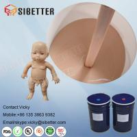 Medical Grade Liquid Silicone Rubber for Silicone Reborn Baby Dolls Manufactures