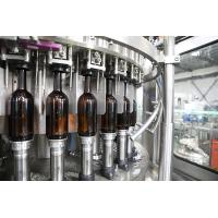OEM Alcoholic Beverage Craft Beer Bottle Filling Machine With Stable Performance Manufactures