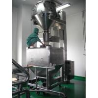 Spices Particle Hopper Lifting Machine , Foodstuff Manufacturing Plants Manufactures