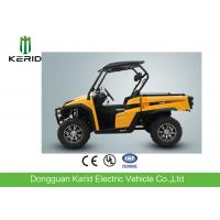 Multi Color Body Color ATV Off Road Utility Vehicles With Big Deck Box EPA Approval Manufactures