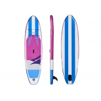 China 4.75'' Stand Up Yoga Inflatable Water Paddle Board With Accessories on sale