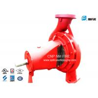 Horizontal End Suction Centrifugal Pumps 134 Meter Ductile Cast Iron Casing Manufactures