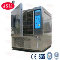 Simulate High Low Temperature Chamber Test Equipment 80L CE Manufactures