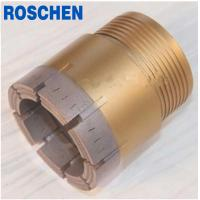 NX Double Tube Impregnated Diamond Core Bits For Mineral Core Drilling Manufactures