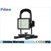 Quality Outdoor 15W Spot LED Work Lights IPX5 Waterproof Rechargeable Lithium Batteries for sale
