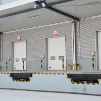 China Reliablity Sectional Overhead Garage Doors Automatic Electrical Garage Doors on sale