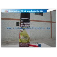 Spray Adhesive Bottle Inflatable Advertising Signs OEM for Products Promotion Manufactures