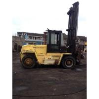 China Used Hyster 16T forklift truck with 5m lifting height for sale on sale