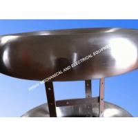Quality High Voltage Aluminium Corona Rings 6063 For High Voltage Test Laboratory for sale