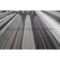 304 Stainless Steel Angle Iron / Stainless Steel Profile Sandblasting Manufactures