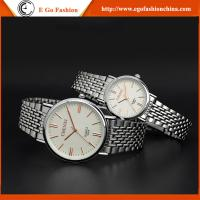 China 026A Fashion Watches for Lover Unisex Watch Couple Watch Japan Quartz Movement Watches New on sale