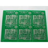 Rigid Industrial PCB Board with HASL , FR4 Base 2 Layer Board For Industrial Use Manufactures